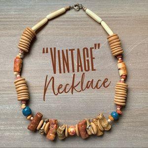Vintage unique necklace jewelry southwestern